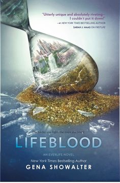 """The harder you fight, the more you bleed.                 With her last living breath, Tenley """"Ten"""" Lockwood made her choice and picked her realm in the Everlife. Now, as the war between Troika and Myriad rages, she must face the consequences."""