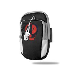 Twenty One Pilots Heathens Unisex Sporting Arm Package Bag. 100% Brand New And Good Quality. Adjustable Velcro Armband Will Fit Almost Any Arm Size. Convenient Place Your Cellphone, Earphone, Cable, Charger, MP3, Ipod, Keys, ID Cards And Other. About Time 7-15 Working Days. High Quality - This Arm Package Was Made By Comfort Neoprene And Breathable Air Mesh Material.
