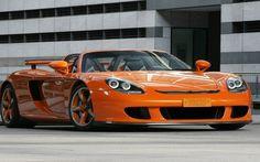 PORSCHE CARRERA GT WALLPAPER  | Porsche Carrera GT wallpaper