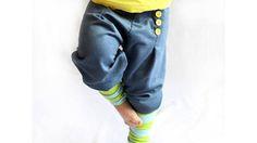 Pantalon Karl Knopf T.92-T.164 chez Makerist