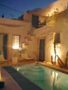 """""""DAR (Casa) SARDEGNA"""" nasce dall'idea di far nascere un complesso turistico tra la natura e i profumi della sardegna e le atmosfere , i colori e di quell'architettura tipica e antica  del cuore del Mediterraneo come la Grecia e la Tunisia .."""