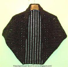 40 Fantastiche Immagini Su Coprispalle Alluncinetto Crochet