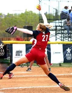 Jennie Finch Softball Olympics Softball Workouts Softball Drills Softball Pitching Machine Softball