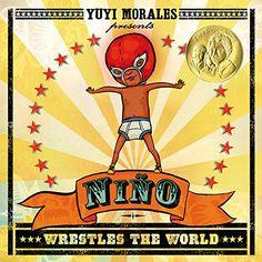 Niño Wrestles the World by Yuyi Morales http://www.amazon.com/dp/1250062705/ref=cm_sw_r_pi_dp_zwj8vb0J71EF9