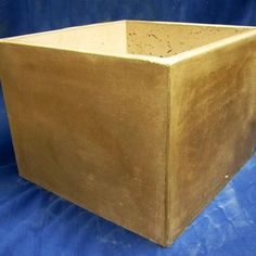 Custom Made Concrete Planters - starting at $ 175