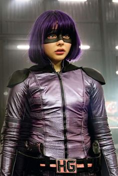 Hit Girl - Kick Ass 2