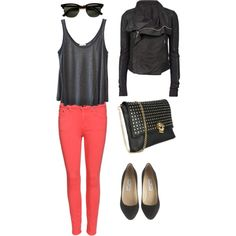 """""""Concert Outfit"""" by catylafitte on Polyvore"""