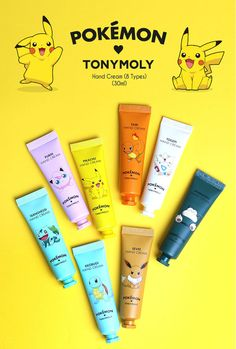 Catch 'Em All: Tony Moly x Pokemon Collaboration - Style Vanity