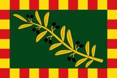 Bandera Las Garrigas