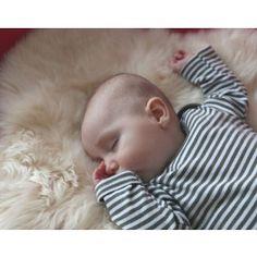 Bowron Babycare Long Hair Sheepskin Fleece