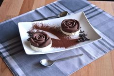 Semifreddo alla ricotta e cacao