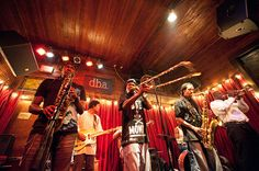 A scene from dba on Frenchmen Street. @HerCampus compiles a New Orleans list from A-Z.