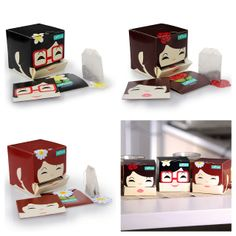 Cutea (Student Project) on Packaging of the World - Creative Package Design Gallery