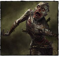 WilhelmArt.png (483×464) Warhammer Wrath of Heroes Zombie concept?