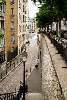 Rue Raynouard, Paris XVI