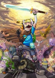 Finn, the human Adventure Time Finn, Adventure Time Characters, Cartoon Kunst, Cartoon Art, Abenteuerzeit Mit Finn Und Jake, Finn Jake, Adventure Time Wallpaper, Adveture Time, Finn The Human