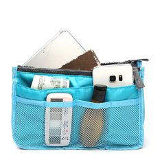 14 Colors Large-capacity Travel Organizer Storage Bag Portable Wash Cosmetic Bag Makeup Storage Case