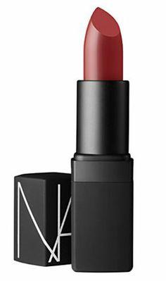 I'm loving Nars Viridiana Lipstick right now.