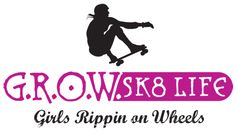 GROWSK8LIFE is run by Nicole Hanson, out of Portland, Maine. An all female skateboarding company, run by females, for females. GROWSK8LIFE is currently working towards our non-profit status.The mission of the non-profit branch is to recruit at-risk girls in the community, team them up with mentors, and all learn how to skateboard together. Any level of skateboarding is welcome.