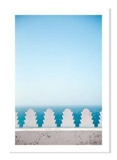 The Bay of Tangier - domino prints - $35.99 - domino.com