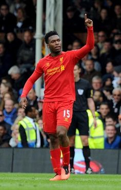 Fantastic hat-trick for Daniel Sturridge at Carven Cottage. #LFC
