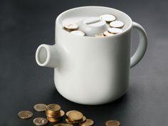 Teapot Coin Bank