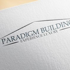 Modern and Sophisticated Logo / Business Card Package by Studio1Twenty
