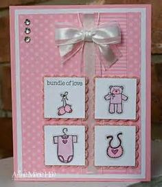 stampin up girl baby cards pinterest - yahoo Image Search Results