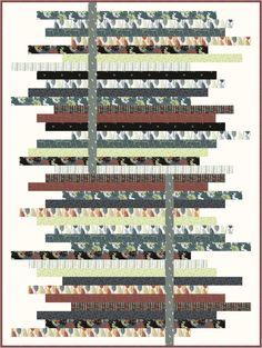 Skinny Strips Quilt Strip Quilt Patterns Strip Quilts