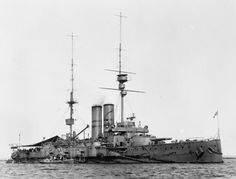 HMS Africa (1905), was a pre-dreadnought battleship of the Royal Navy. She was…