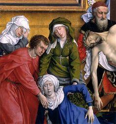 Deposition Rogier Van Der Weyden