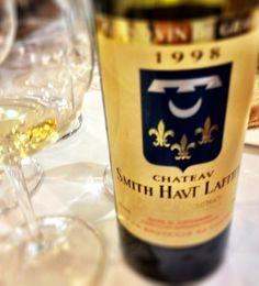 El Alma del Vino.: Château Smith Haut Lafitte Blanc 1998.