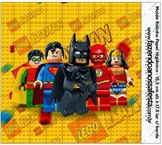 Lego Película: Etiquetas para Candy Bar para Imprimir Gratis. Fiesta Batman Lego, Lego Batman Cakes, Lego Batman Birthday, Lego Batman Party, Lego Batman Movie, Superhero Party Decorations Diy, Lego Printable Free, Free Printables, Lego Movie Party