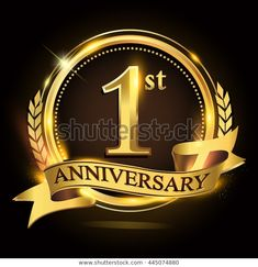 Find 1st Golden Anniversary Logo Ring Ribbon stock images in HD and millions of other royalty-free stock photos, illustrations and vectors in the Shutterstock collection.  Thousands of new, high-quality pictures added every day. Anniversary Logo, Golden Anniversary, Big Stock, Logo Gallery, Vector Design, Royalty Free Stock Photos, Ribbon, Vectors, Rings