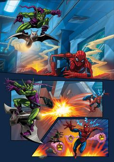 Amazing Fan Art from the Marvel Universe - Tuts+ Design & Illustration Article