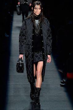 visual optimism; fashion editorials, shows, campaigns & more!: alexander wang F/W 2015.16 new york