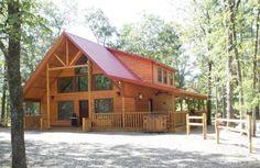 Arborlawn Cabin   TravelOK.com - Oklahoma's Official Travel & Tourism Site