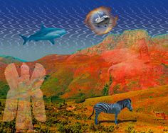 Lucid Dreaming, World, Painting, Detail, Medium, Art, Art Background, Painting Art, Kunst