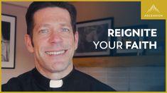 Fr. Mike Schmitz Archives - Ascension Press Media Father Mike Schmitz, Prayer Board, Prayer Quotes, Catholic, Pop Culture, Religion, Prayers, Bible, Faith