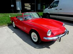 Triumph Spitfire MK3 at the David Manners Group http://www.jagspares.co.uk/Abingdon/company.asp