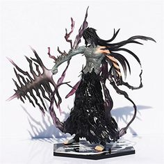 Action Anime Figure Bleach Kurosaki Ichigo Collectible toy Figure With Box *** For more information, visit image link.