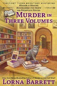 Murder in Three Volumes (A Booktown Mystery) Lorna Barrett: Books Murder Mystery Books, Mystery Novels, Mystery Series, Mystery Thriller, Best Mysteries, Murder Mysteries, Cozy Mysteries, I Love Books, Books To Read
