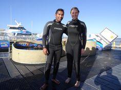 Swim with the Tuna, Port Lincoln, South Australia
