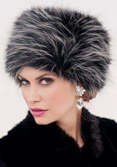 768a290ead9 2013 Premium Sable Faux Fur Hat for girls . Faux Fur   Animal Print Scarves for  girls