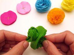 kreatív ötlet halloweenre girland papírból