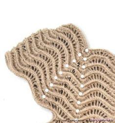 9694935_80558thumb500 (500x536, 110Kb) Crochet Square Patterns, Basic Crochet Stitches, Crochet Toys Patterns, Plaid Crochet, Crochet Blouse, Knit Crochet, Crochet Ripple, Freeform Crochet, Crochet Skirts