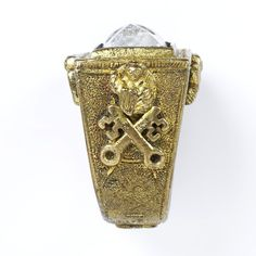Ring    Place of origin:  Italy (made)    Date:  mid 15th century (made)