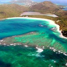 Flamenco Beach, Culebra. We spent Christmas eve on this island and snorkled in this cove until almost dark. One of the best nights of my life!