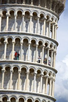 Leaning Tower of Pisa, Italy 意大利比薩斜塔 63 by Magic Ketchup, via Flickr