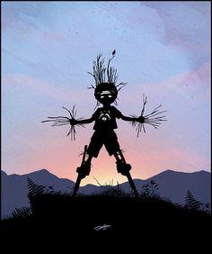 Groot Kid by AndyFairhurst.deviantart.com on @deviantART